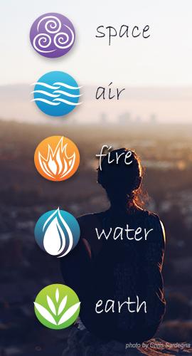 Five subtle elements